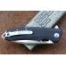 Нож «Шершень-1» (black) Reptilian