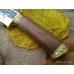 Рукоять ножа из кавказского ореха