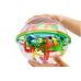 Головоломка шар-лабиринт 19 см 100 шагов