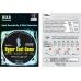 Многоцветный шнур PE Hyper Cast Game-0,19 мм