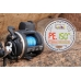 Шнур многоцветный шнур PE Troll Hunter- 0,15 мм