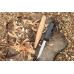 Нож с огнивом Swedish FireKnife (черный)