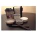Термос для еды с контейнерами LWU-B200 Warm Silver 1,41 л Tiger