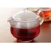 Чайник заварочный ударопрочный 0.73 л (серебряный) Akebono, Япония