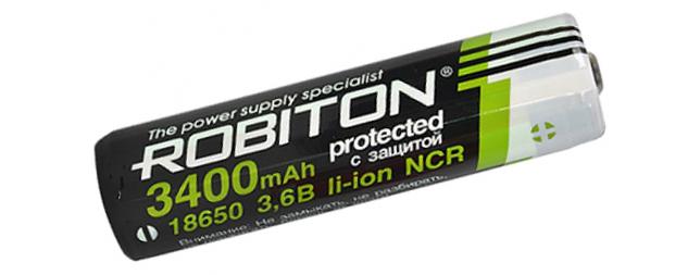 Аккумулятор 18650 с защитой