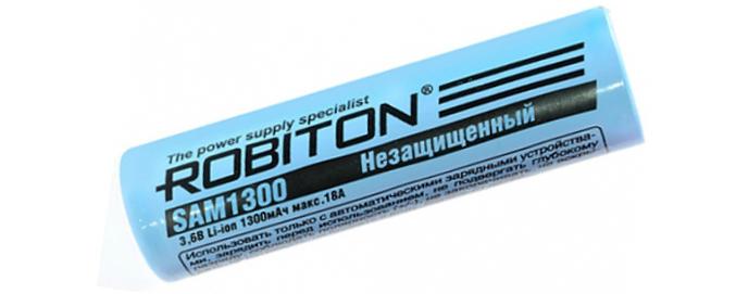 Аккумулятор 18650 без защиты